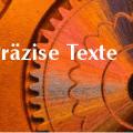 Werner Markowitz schreibt präzise Texte